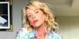 Alessia Marcuzzi: ironizza sul vaccino