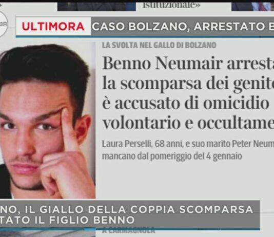 Chi è Benno Neumair? età, lavoro, dipendenze - ARRESTATO in seguito alla morte dei genitori