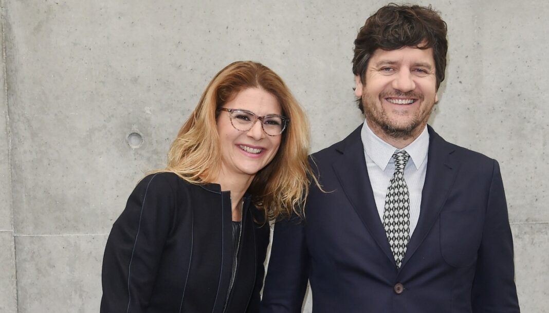 Fabio De Luigi: chi è la compagna Jelena Ilic - età, lavoro, figli - Tutto su di lei - FOTO