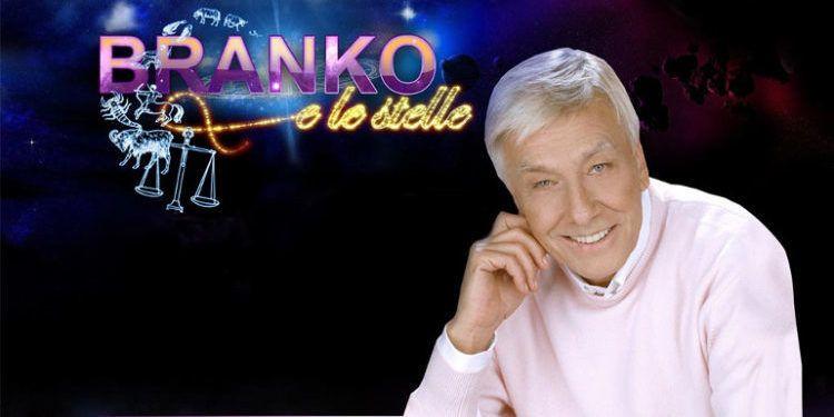 Oroscopo Branko per domani