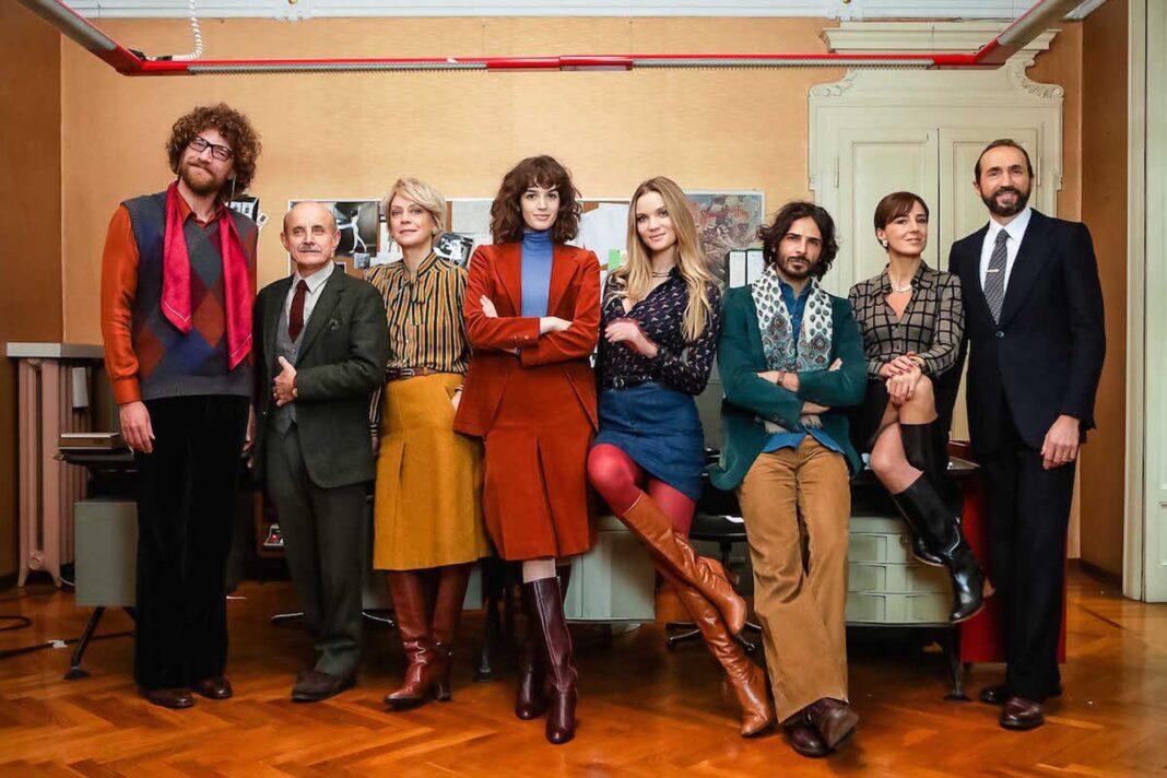 Made in Italy: trama, cast, puntate e curiosità della fiction di Canale 5 - VIDEO