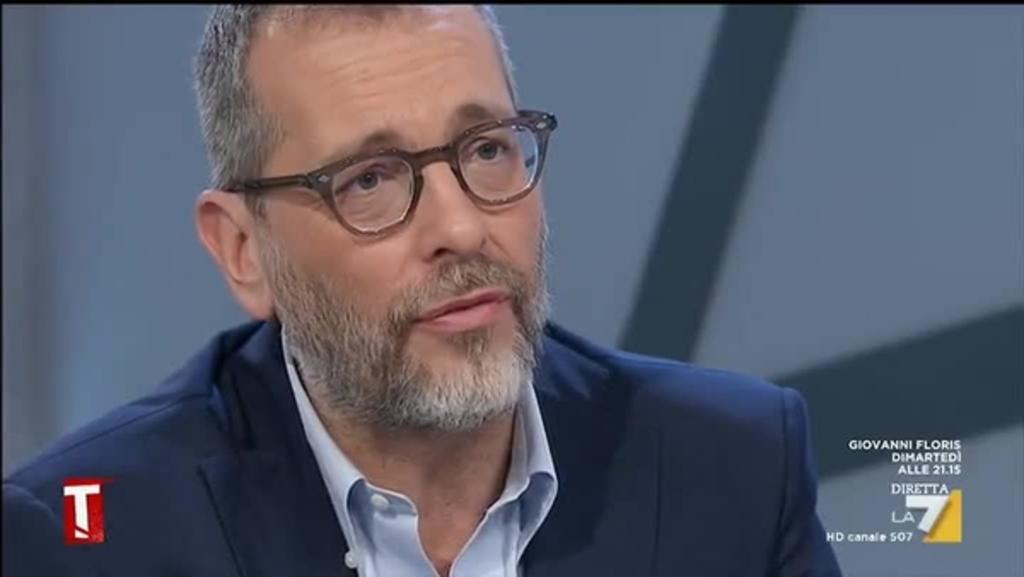 Corrado Formigli: chi è, età, carriera, moglie, figli - Tutto su di lui