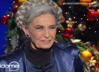 Barbara Alberti: ha i capelli finti?