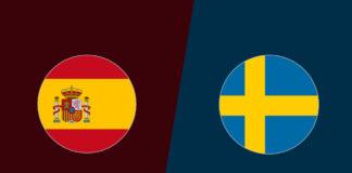 Spagna Svezia